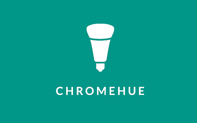 ChromeHue for Philips Hue