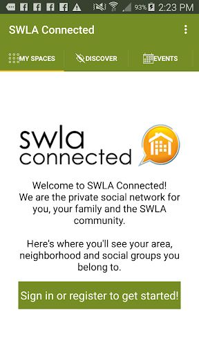 SWLA Connected