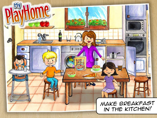 My PlayHome Lite - Play Home Doll House 3.5.8.24 screenshots hack proof 1
