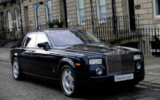 Rolls-Royce Phantom Rent Monaco