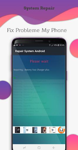Repair System & Fix Problems Phone & Info System 5.1 screenshots 2