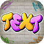 Graffiti Text on Photo Maker APK icon