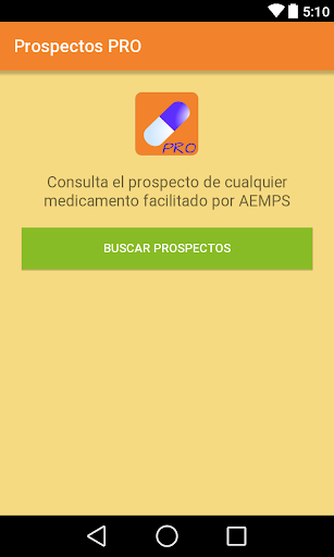 Prospectos de Medicamentos PRO