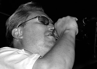 Photo: nr 4 2005 Sven Zetterberg Blues Band 050701 Villa Belparc Göteborg Bluesparty Göteborg