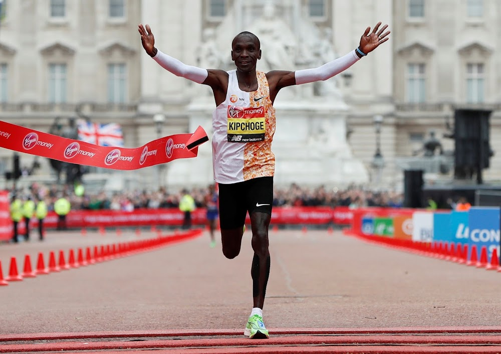 London Marathon organisers say the event will depend Covid-19 situation