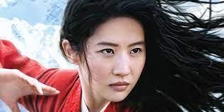 Top Chinese female influencers in 2020 : Liu YiFei (Crystal)