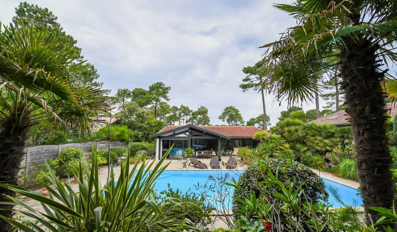 Maison avec piscine et terrasse Pyla sur mer