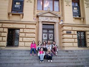 Photo: Před Muzeem hlavního města Prahy