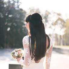 Wedding photographer Anastasiya Cherednik (cherednykphoto). Photo of 02.02.2017