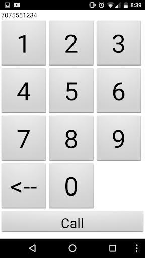 Big Button Phone Dialer 1.0.3 screenshots 2