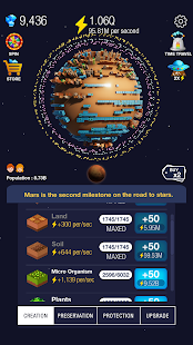 Idle World ! 4.3 APK + Mod (Unlimited money) for Android