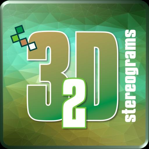 3D stereograms 2 (app)