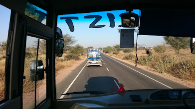 Photo: on the road through rajasthan