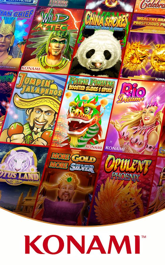 juegos de casino konami