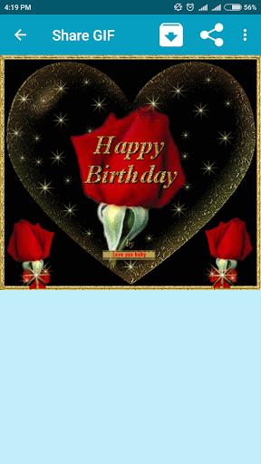 Happy Birthday GIF photos 2