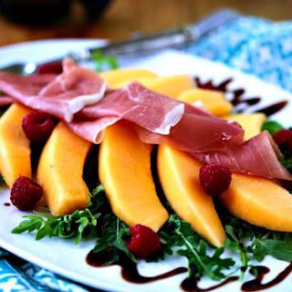 Cantaloupe Prosciutto Antipasti Recipe