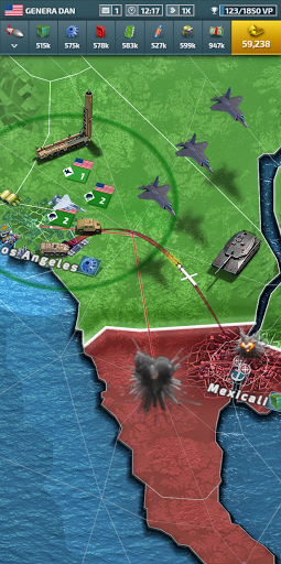 Conflict of Nations: WW3 Real Time Strategy Game apkmr screenshots 5
