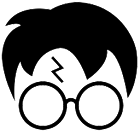 Quotes Harry Potter icon