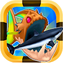 Hungry Fish 3D icon