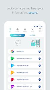 AppLock PRO - Fingerprint & PIN, Pattern Lock 1.7.2