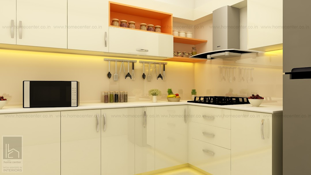 Home Center Interior Designers Modular Kitchen Interior Designers In Kottayam Kerala With A Superb Track Record