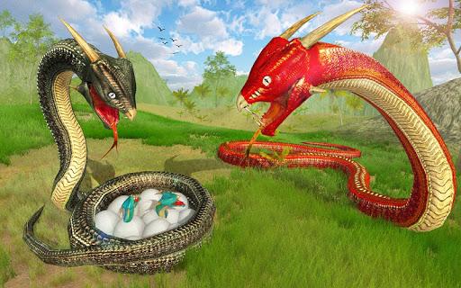 Télécharger Snake Simulator Anaconda Attack Game 3D APK MOD (Astuce) screenshots 4