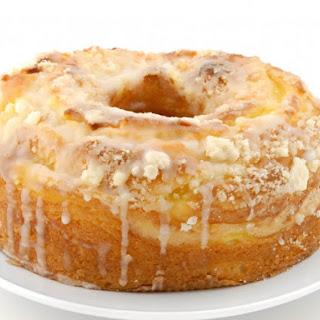 Lemon Cream Cheese Pound Cake.
