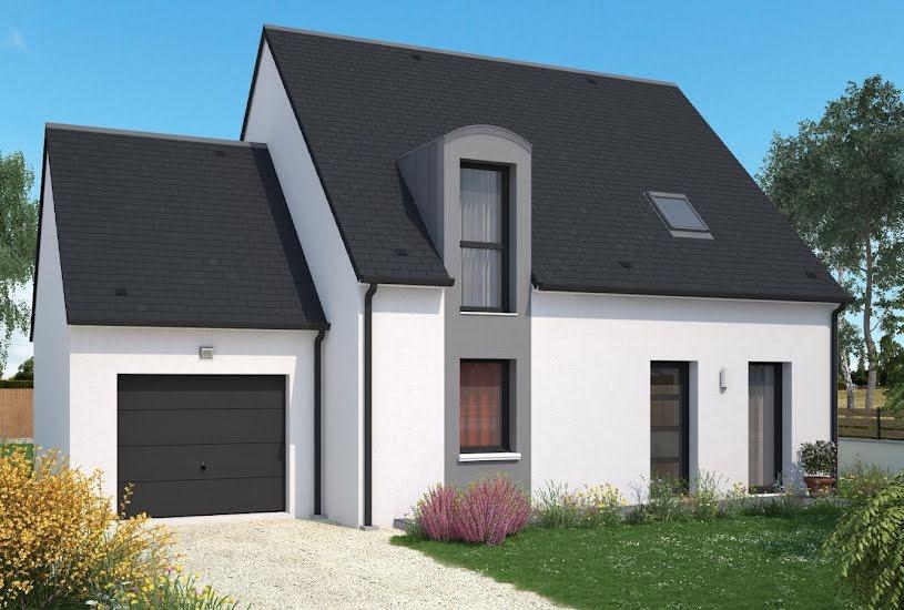 Vente Terrain + Maison - Terrain : 699m² - Maison : 101m² à Coulaines (72190)