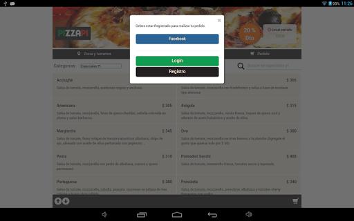 Pizzapi  screenshots 6