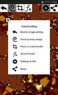 PhotoFrac- screenshot thumbnail