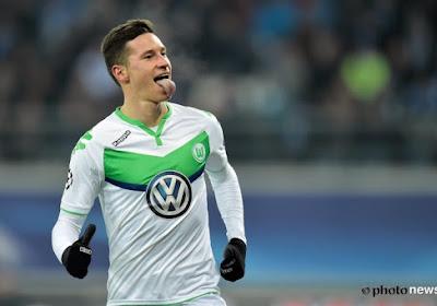 Draxler veut quitter Wolfsburg