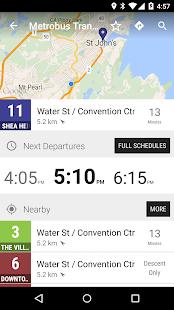St John's Metrobus Transit Bus - MonTransit - náhled