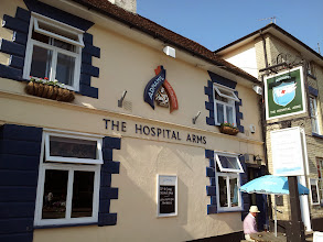 Photo: Hospital Arms is a popular Adnams pub in Colchester.