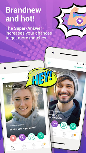 Candidate – Dating App - screenshot