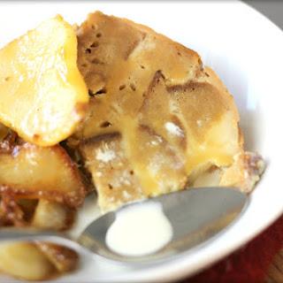 Instant Pot Bread Pudding.