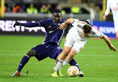 Anderlecht-huurling Mohammed Dauda kan op interesse rekenen van verschillende clubs na prima uitleenbeurt