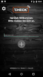 MobileCheck - náhled