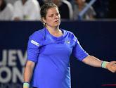 Kim Clijsters slaagt er niet in om de eerste ronde te overleven in New York