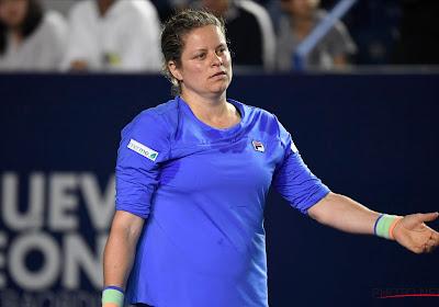 """Kim Clijsters verliest meteen op US Open maar is niet ontevreden: """"Beste wedstrijd sinds comeback"""""""