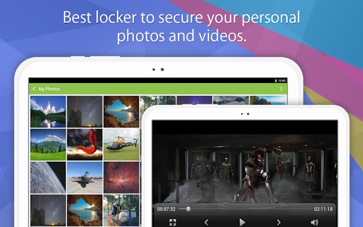 Photo Video Gallery Locker - Hide Videos screenshot 16