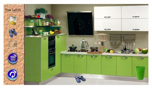 Hidden Objects Kitchen