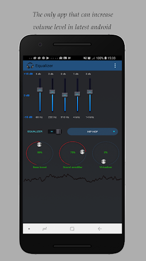 Equalizer for Samsung devices 2.9 screenshots 4