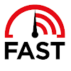 FAST Speed Test (Android) Logo