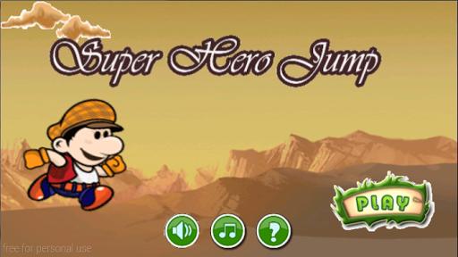 Super Hero Jump