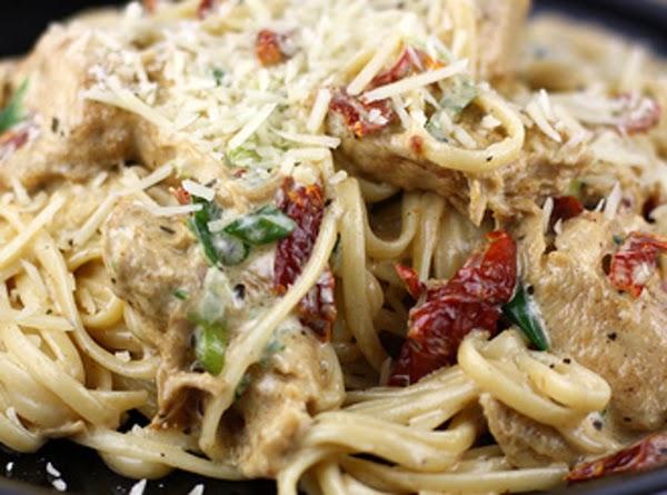 Rajun Cajun Chicken W/pasta Recipe