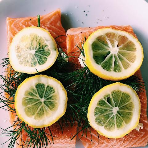 Cedar Plank Salmon Herb Rezepte | Yummly