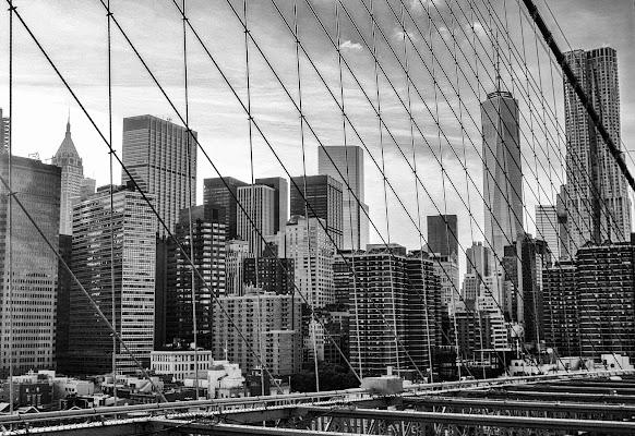 New York in bianco e nero di Monti75
