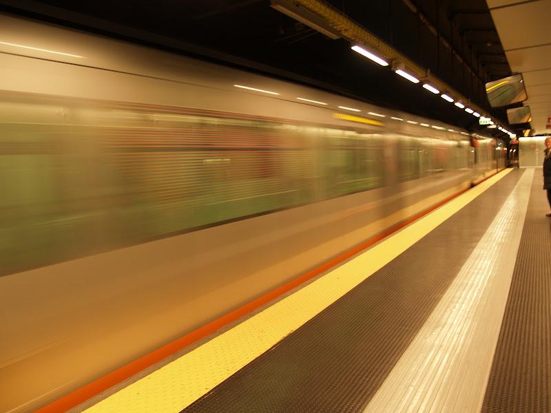 verso il tunnel di Elisabetta Castellano