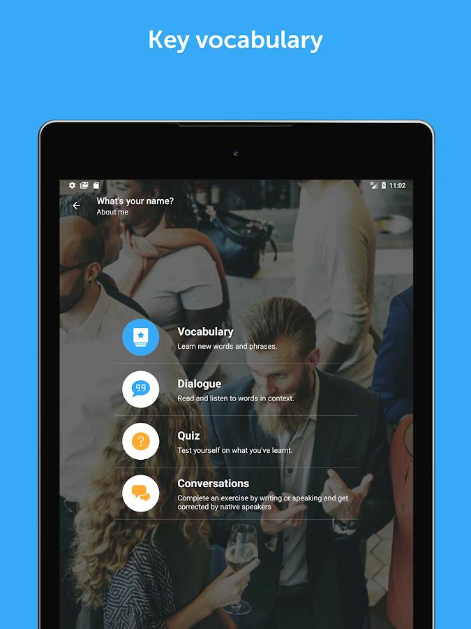 Screenshots of busuu - Easy Language Learning for iPhone
