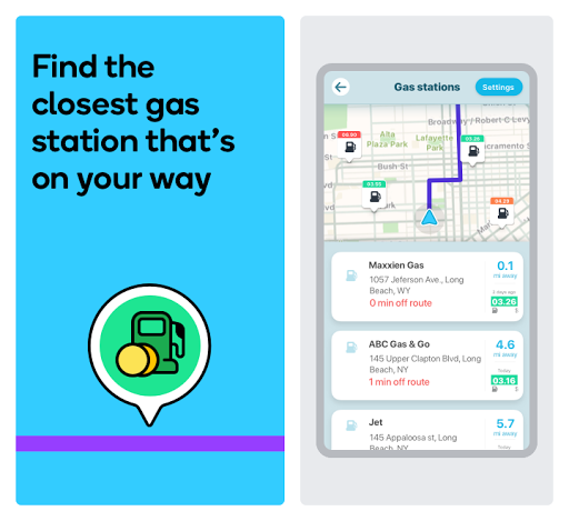Waze - GPS, Maps, Traffic Alerts & Live Navigation 4.66.0.1 Screenshots 4